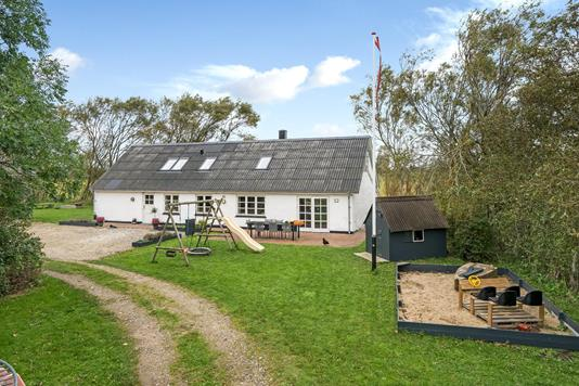 Villa på Løgsted Skalle i Løgstør - Ejendommen