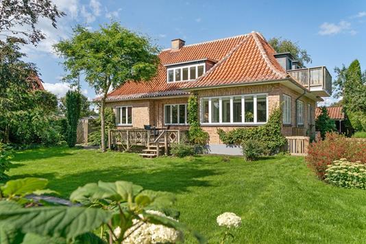 Villa på Rønnevej i Ranum - Ejendommen