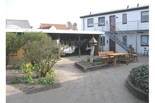 Ejerlejlighed på Jernbanegade i Løgstør - Ejendommen