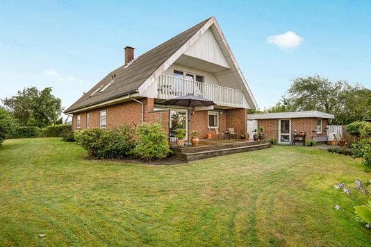 Villa på Sønderbakken i Ranum - Ejendommen
