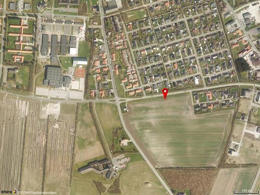Helårsgrund på Majsmarken i Løgstør - Byggegrund