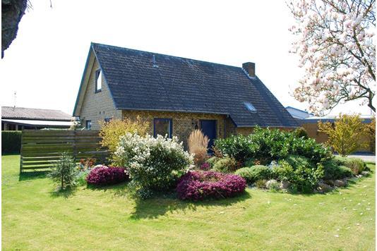 Villa på Holmgade i Nordborg - Ejendommen