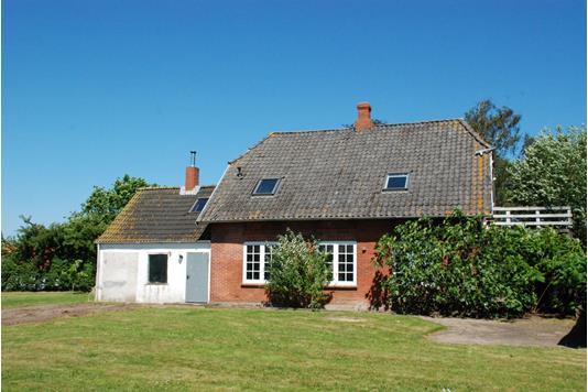 Villa på Baunbjergvej i Nordborg - Ejendommen