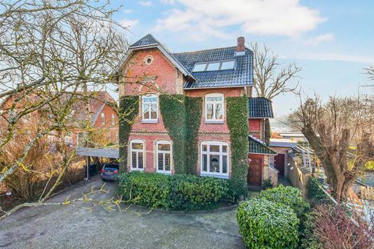 Villa på Storegade i Nordborg - Ejendommen