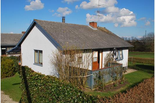 Villa på Vestertoften i Nordborg - Ejendommen
