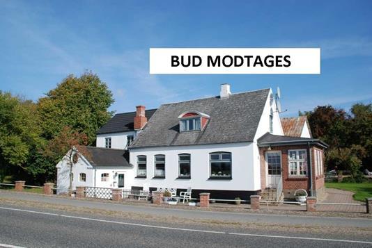 Villa på Nordborgvej i Nordborg - Ejendommen