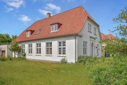 Villa på Mejerivej i Augustenborg - Ejendommen