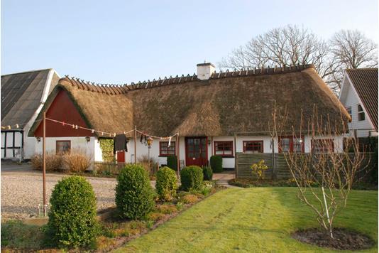 Villa på Sejmosevej i Augustenborg - Ejendommen