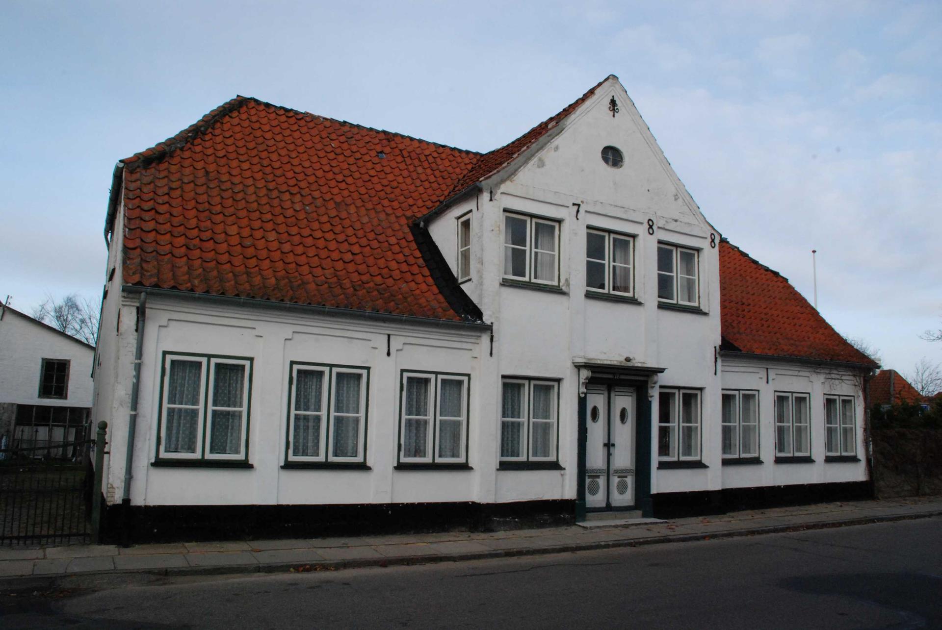 Villa på Storegade i Augustenborg - Andet