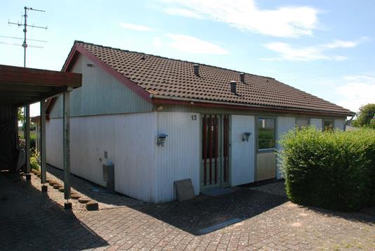 Villa på Vestermarken i Nordborg - Ejendommen