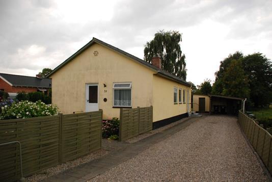 Villa på Arnbjergvej i Nordborg - Ejendommen