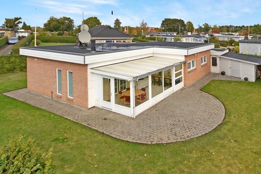 Villa på Fribjerg i Nordborg - Ejendommen