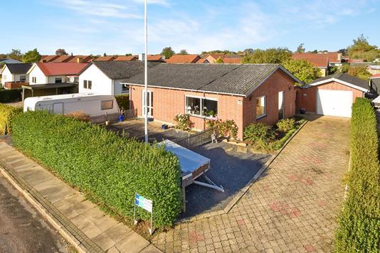 Villa på Dyssevænget i Nordborg - Ejendommen