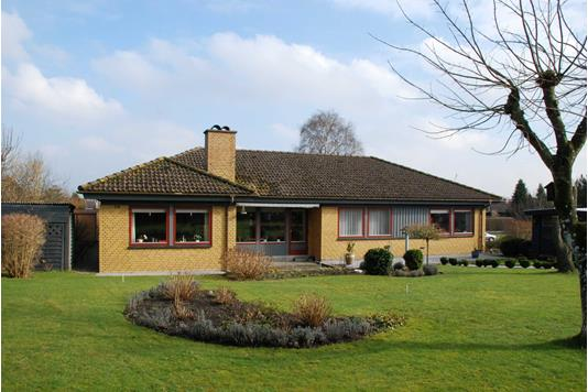 Villa på Nørrehaven i Nordborg - Ejendommen