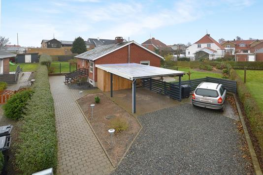 Villa på Mejerivænget i Nordborg - Ejendommen