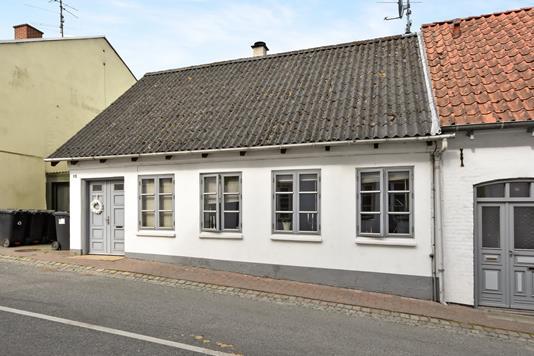 Villa på Løjtertoft i Nordborg - Ejendommen