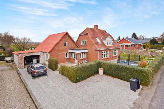 Villa på Skolebakken i Nordborg - Ejendom 1