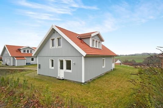 Villa på Gammeldam i Nordborg - Ejendommen