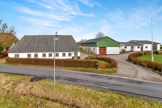 Villa på Havnbjergvej i Nordborg - Ejendommen