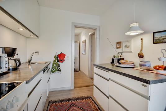 Ejerlejlighed på Alsgade i Sønderborg - Køkken