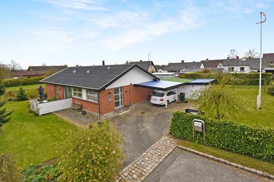 Villa på Runevænget i Nordborg - Ejendommen