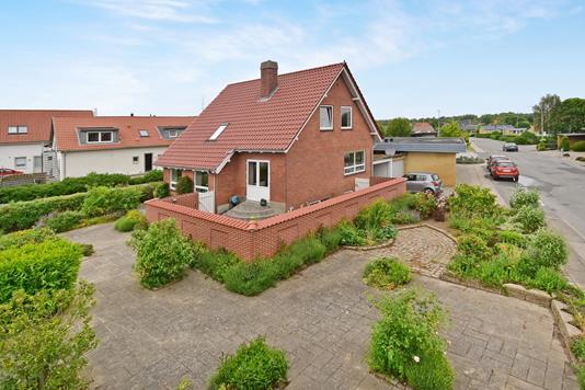 Villa på Østergade i Nordborg - Ejendommen
