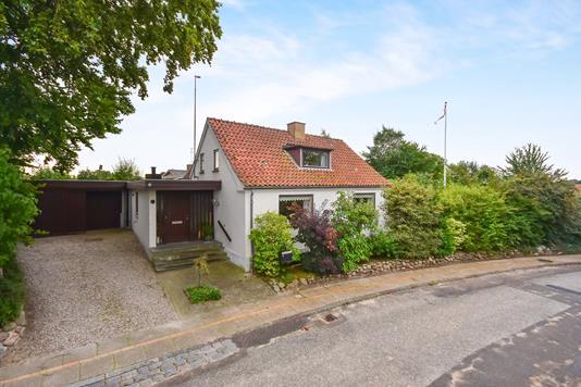 Villa på Tontoft i Nordborg - Ejendommen