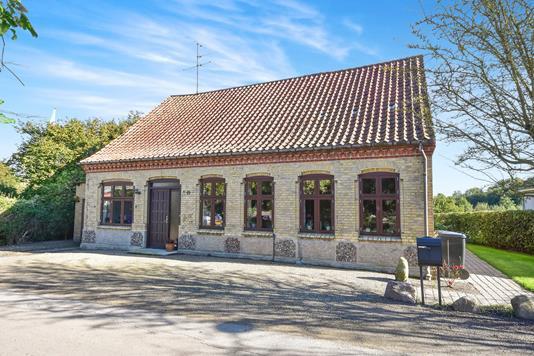 Villa på Skovvej i Nordborg - Ejendommen