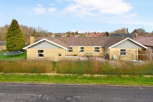 Villa på Nygade i Nordborg - Ejendommen