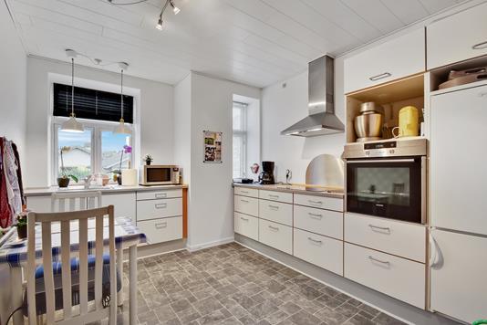 Ejerlejlighed på Smedegade i Nordborg - Køkken