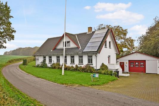 Villa på Padholm i Augustenborg - Ejendom 1