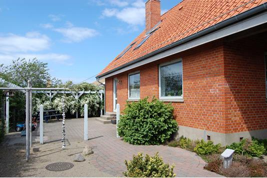 Villa på Svenstrupvej i Kalundborg - Terrasse
