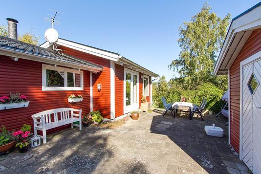 Fritidsbolig på Anholtvej i Kalundborg - Ejendommen