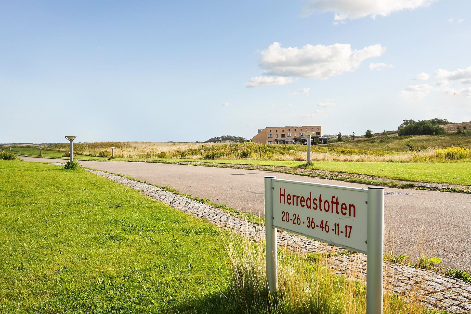 Helårsgrund på Herredstoften i Kalundborg - Område