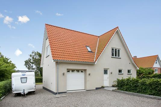 Villa på Raklev Skillevej i Kalundborg - Ejendommen