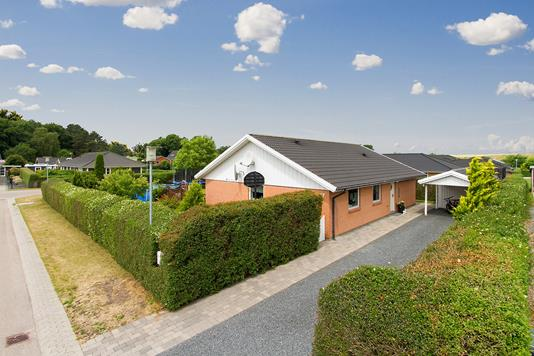 Villa på Toftebjerg i Kalundborg - Ejendommen