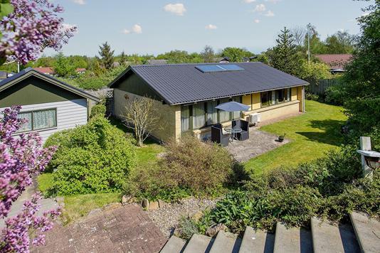 Villa på Trøjeløkkevej i Kalundborg - Ejendommen