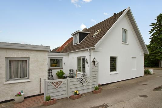 Villa på Lerchenborgvej i Kalundborg - Ejendommen
