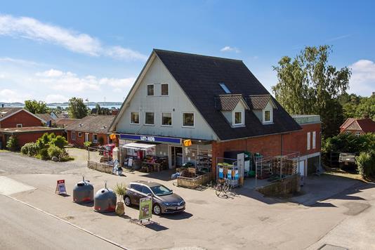 Villa på Røsnæsvej i Kalundborg - Ejendommen