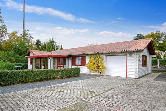 Villa på Rørstræde i Kalundborg - Ejendommen