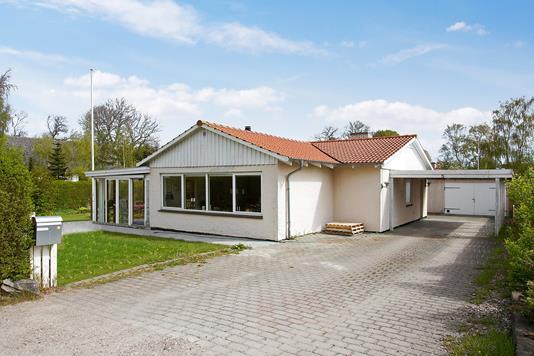 Villa på Langemosevej i Kalundborg - Ejendommen