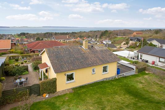 Villa på Gyvelbakken i Kalundborg - Ejendommen