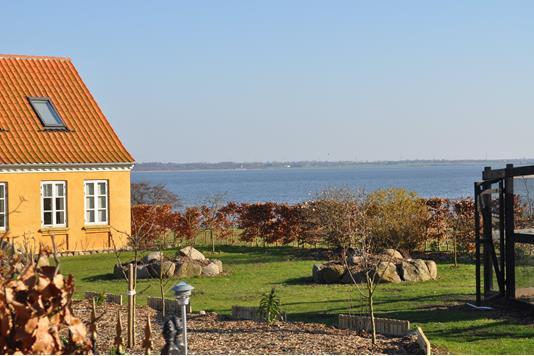 Villa på Søvang i Jerslev Sjælland - Ejendommen