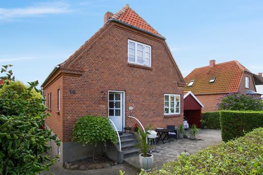 Villa på Chr Den 2 Vej i Kalundborg - Ejendommen