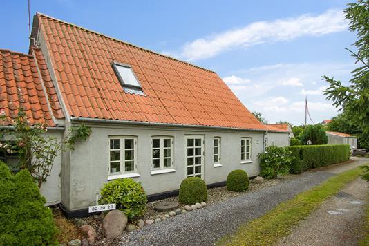Villa på Gl Raklev i Kalundborg - Ejendommen