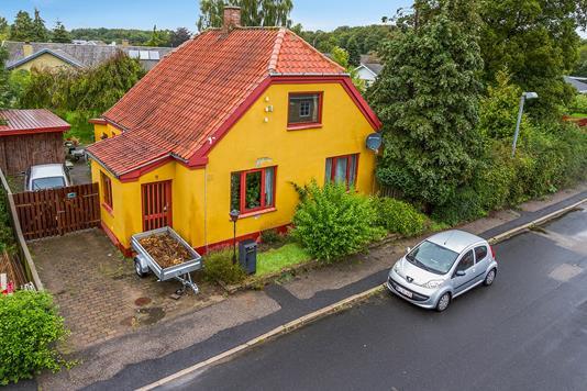 Villa på Solager i Gørlev - Ejendommen