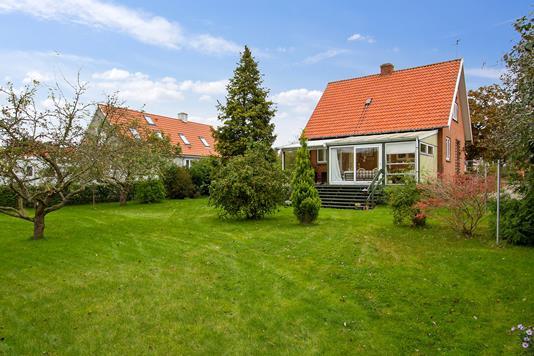 Villa på Andaksvej i Kalundborg - Ejendommen