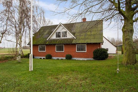 Villa på Sønderstrandsvej i Kalundborg - Ejendommen