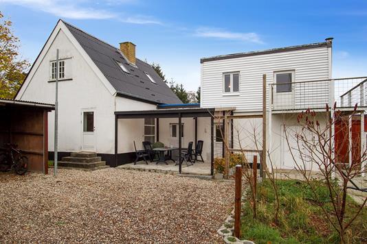 Villa på Jydegårdsvej i Svebølle - Ejendommen