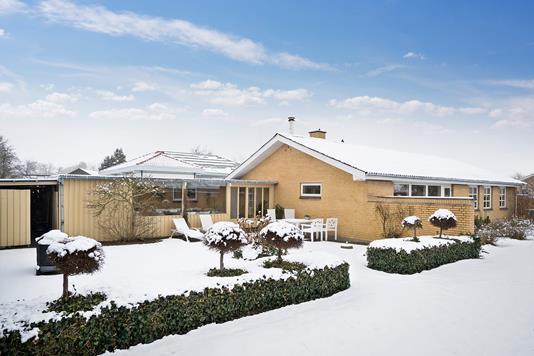Villa på Lynggårdsvej i Kalundborg - Ejendommen
